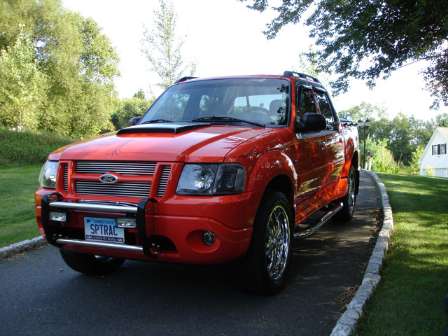 Tv Tech 2004 Ford Explorer Sport Trac Specs Photos