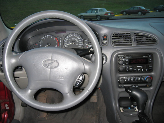 Burnout524 1999 Oldsmobile Intrigue Specs, Photos ...