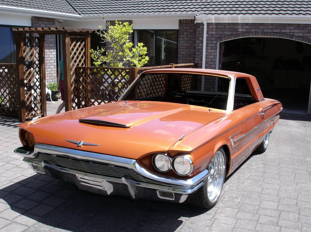 orange65tbird 1965 Ford Thunderbird 6732871