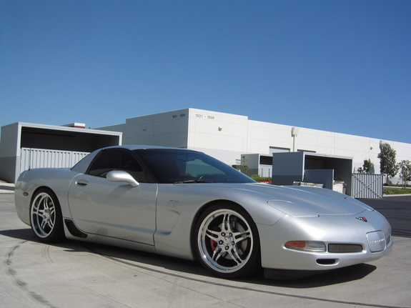 Another blkls1z28 2001 Chevrolet Corvette post... - 6703204