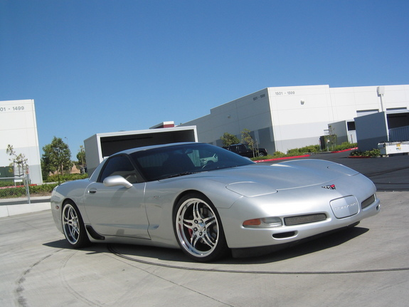 Another blkls1z28 2001 Chevrolet Corvette post... - 6703205