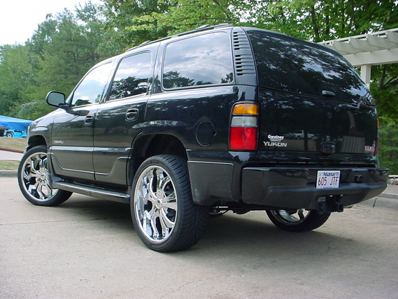 96bird 2005 gmc yukon specs photos modification info at. Black Bedroom Furniture Sets. Home Design Ideas