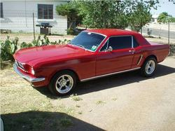 thebees2633 1964 Ford Mustang
