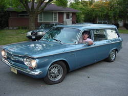 gigaloaces 1961 Chevrolet Corvair