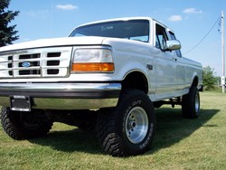 cob1987 1995 Ford F150 Regular Cab