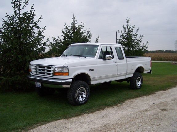 cob1987 1995 Ford F150 Regular Cab Specs, Photos ...