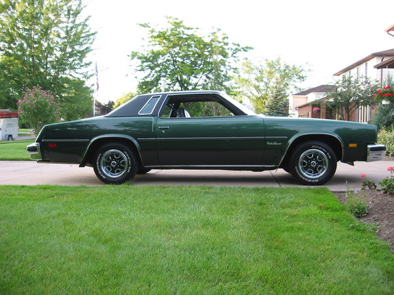 76oldscutlass 1976 Oldsmobile Cutlass Supreme 6712192