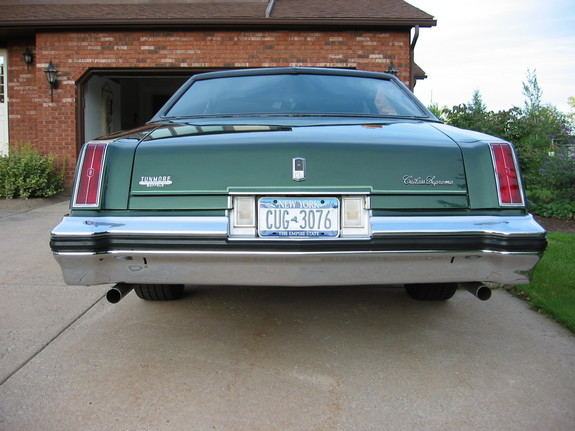 76oldscutlass 1976 Oldsmobile Cutlass Supreme 6712193