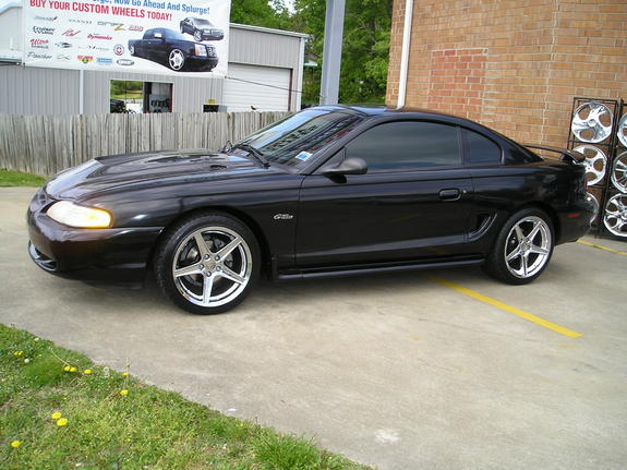 saleen97 1997 ford mustang specs photos modification. Black Bedroom Furniture Sets. Home Design Ideas