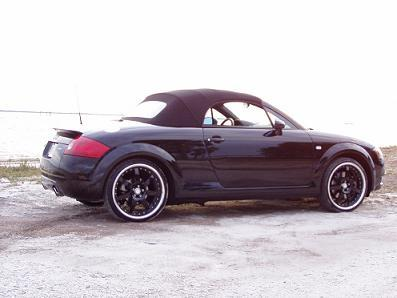 ttrock 39 s 2001 audi tt in tampa fl. Black Bedroom Furniture Sets. Home Design Ideas