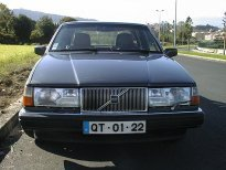 turbo760volvos 1990 Volvo 700-Series