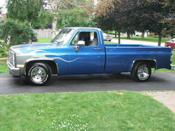 86bigblues 1986 GMC Sierra 1500 Regular Cab