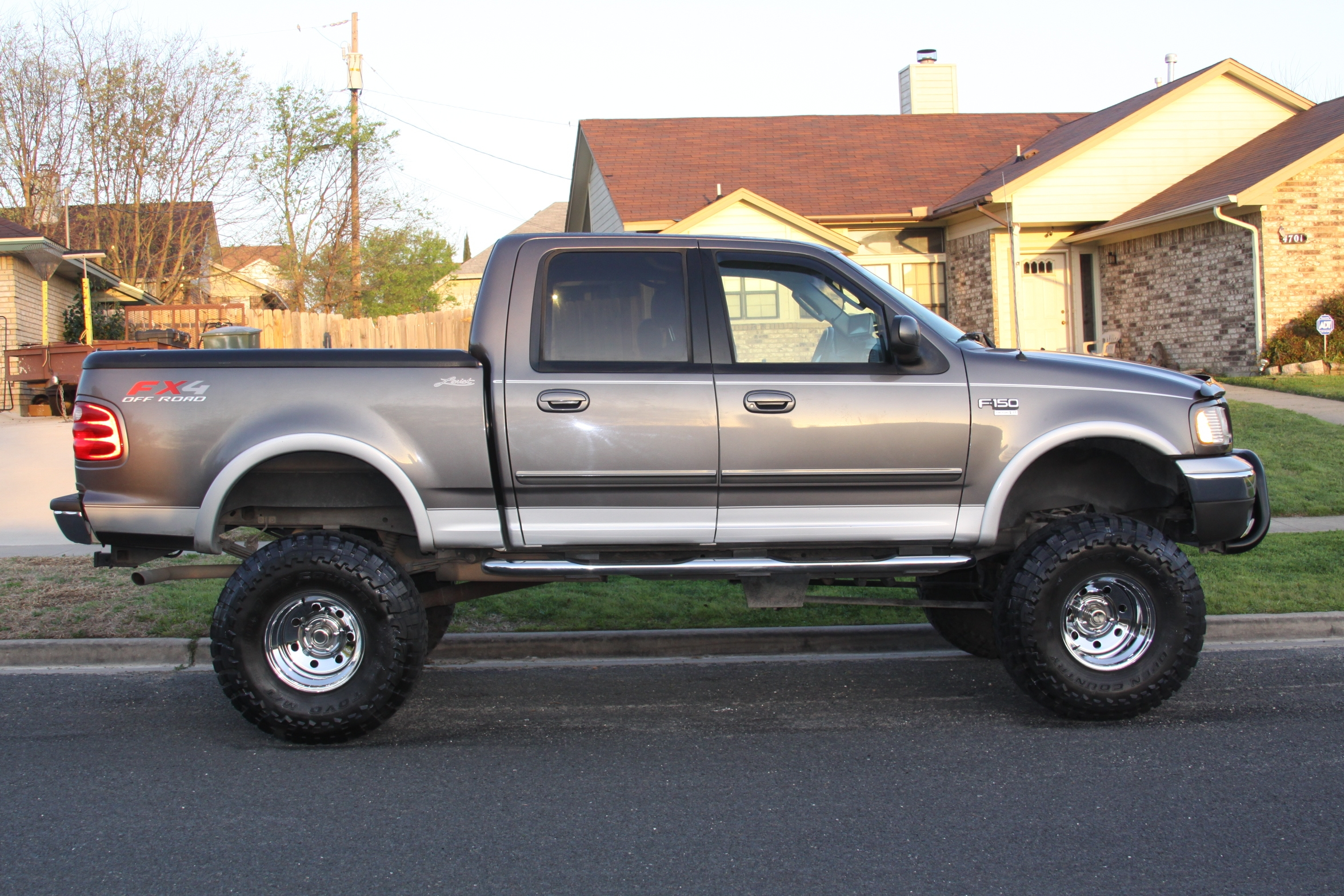 badmofopathy 39 s 2002 ford f150 supercrew cab short bed 4d in killeen tx. Black Bedroom Furniture Sets. Home Design Ideas