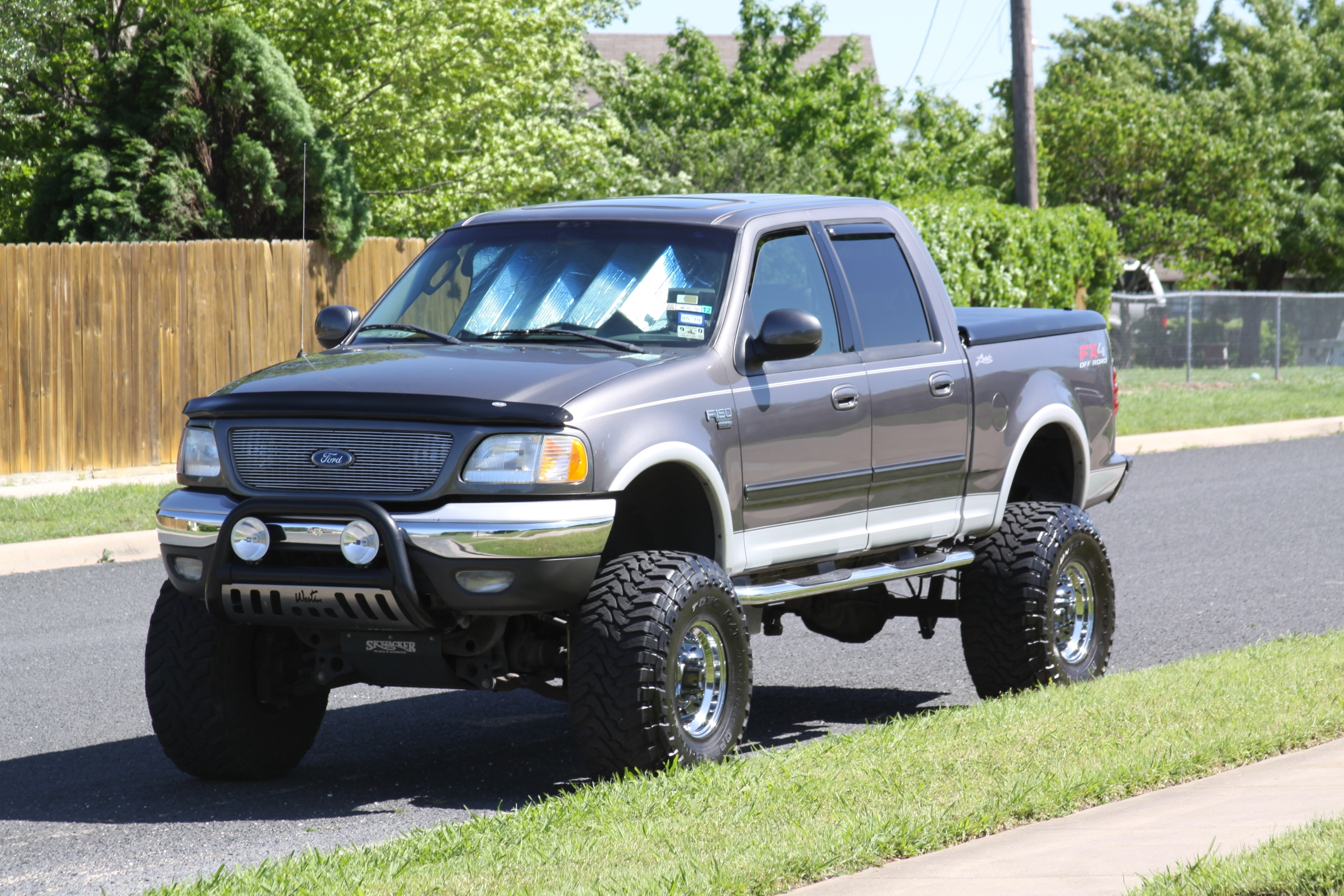 badmofopathy 2002 ford f150 supercrew cabshort bed 4d specs photos modification info at cardomain. Black Bedroom Furniture Sets. Home Design Ideas
