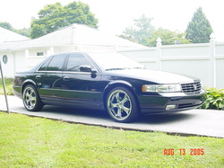 chevyracing67 2002 Cadillac Seville