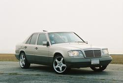 vanes_ibis 1995 Mercedes-Benz E-Class