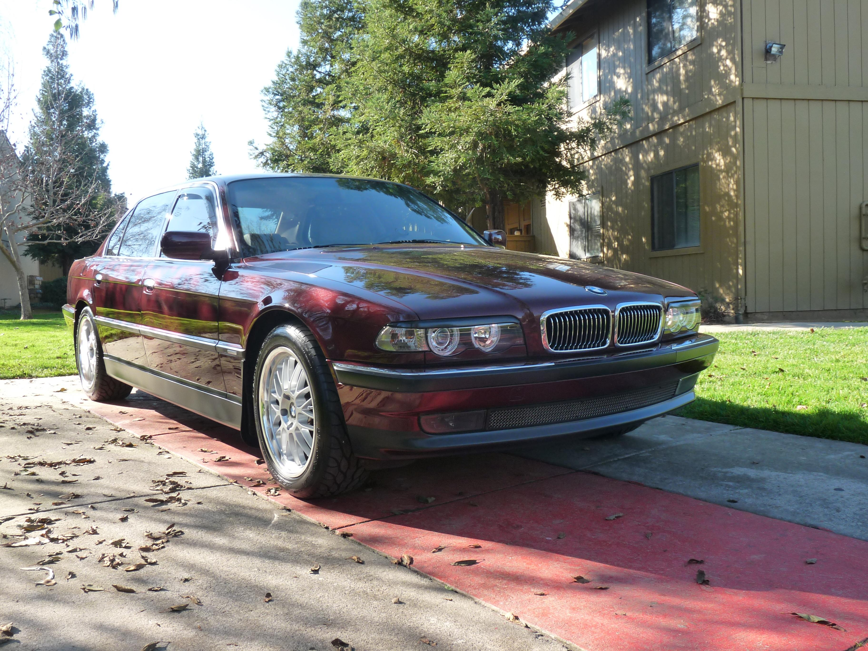 The Jeep Now 1999 Bmw 7 Series Specs Photos Modification
