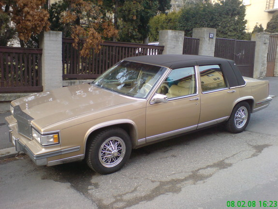 Another FLEETWOOD70 1987 Cadillac DeVille post... - 6720236
