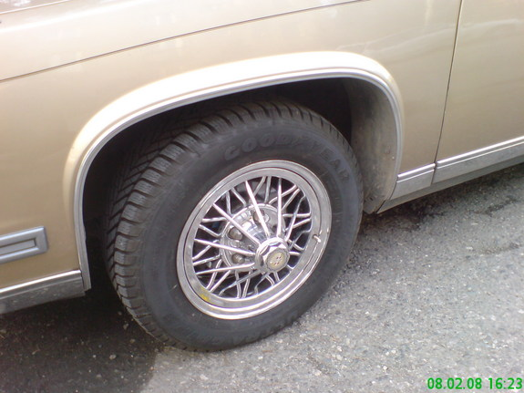 Another FLEETWOOD70 1987 Cadillac DeVille post... - 6720237