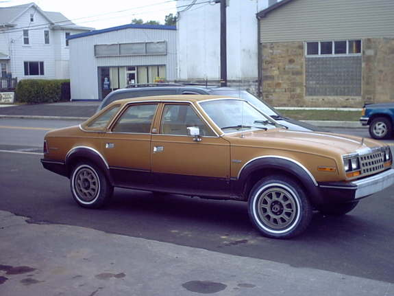 Another ydjk58 1982 AMC Eagle post... - 6733925