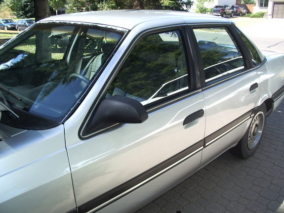 fadzer 1989 ford tempo specs photos modification info at. Black Bedroom Furniture Sets. Home Design Ideas