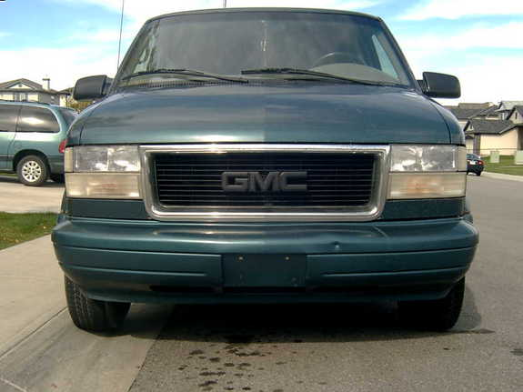 1996 GMC Safari Passenger