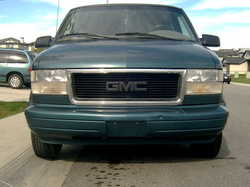 Geespot1s 1996 GMC Safari Passenger