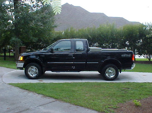 southernstyletp 39 s 1997 ford f150 regular cab in jacksonville nc. Black Bedroom Furniture Sets. Home Design Ideas