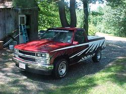 BlackKnight87 1989 Chevrolet Cheyenne
