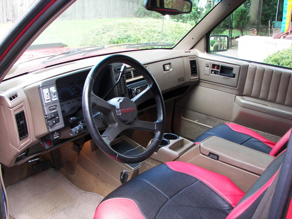 ColonelPanic 1993 Chevrolet S10 Blazer Specs, Photos ...