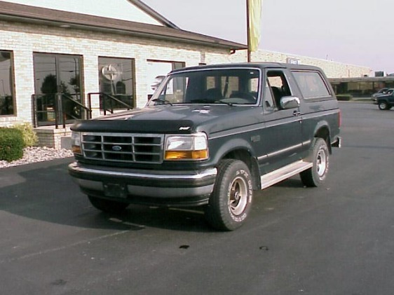 bowler6 1993 ford bronco specs photos modification info. Black Bedroom Furniture Sets. Home Design Ideas