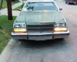 45225 1978 Buick Electra