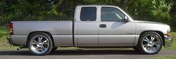 westkycustoms 2000 Chevrolet Silverado 1500 Regular Cab