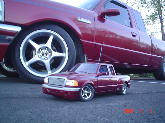 Slammed98on18s 1998 Ford Ranger Super Cab 6732439
