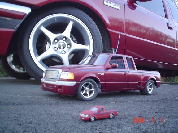 Slammed98on18s 1998 Ford Ranger Super Cab 6732441