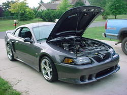 stangpwr27 2003 Saleen Mustang