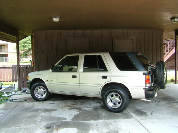 Another Armyguyrodeo 1997 Isuzu Rodeo post... - 6730561