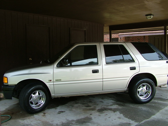 Another Armyguyrodeo 1997 Isuzu Rodeo post... - 6730562