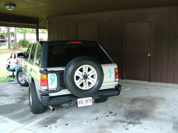 Another Armyguyrodeo 1997 Isuzu Rodeo post... - 6730563