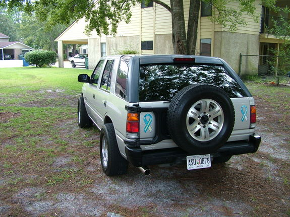 Another Armyguyrodeo 1997 Isuzu Rodeo post... - 6730568