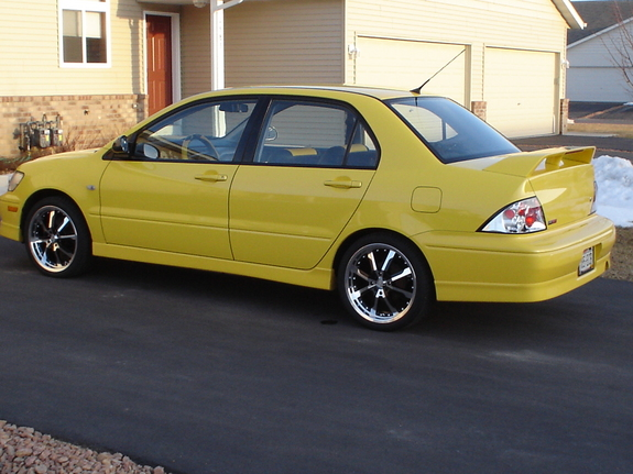 cbay3 39 s 2002 mitsubishi lancer in twin cities mn. Black Bedroom Furniture Sets. Home Design Ideas