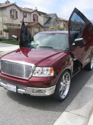 WESYDE408s 2005 Ford F150 SuperCrew Cab