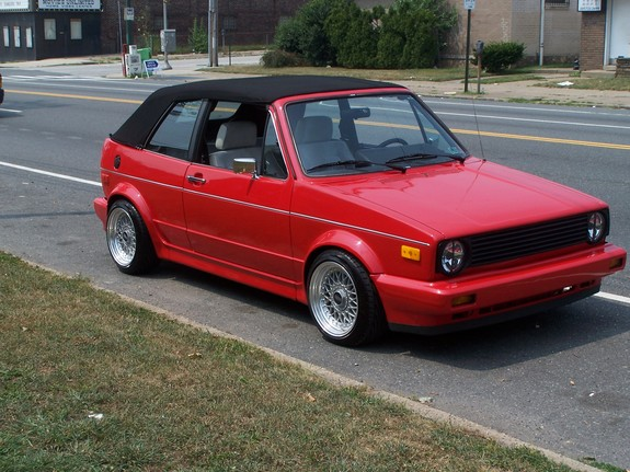 PHILLYGLI 1988 Volkswagen Cabriolet Specs, Photos, Modification Info
