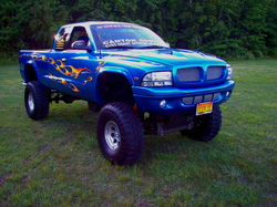 dodgebigblue 1999 Dodge Dakota Regular Cab & Chassis