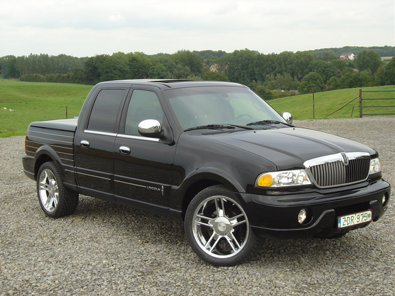 hdblkwd 2002 Lincoln Blackwood Specs, Photos, Modification Info at ...