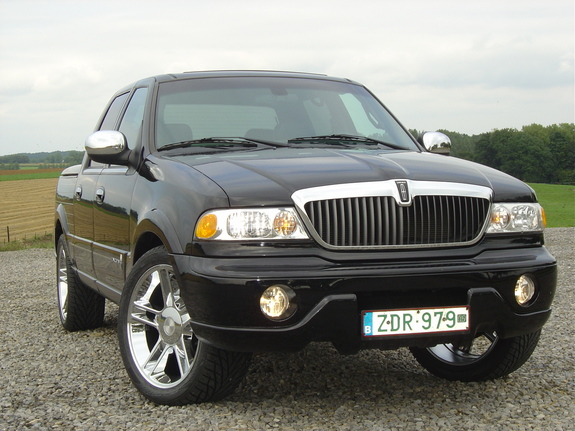 Ford 2002 Lincoln Blackwood