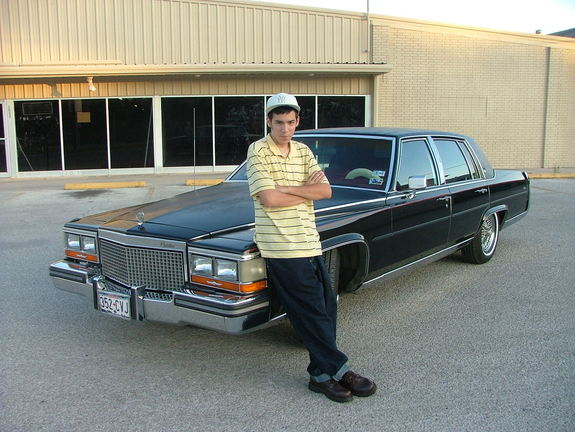 Mattillac88 1988 Cadillac Brougham Specs, Photos, Modification Info