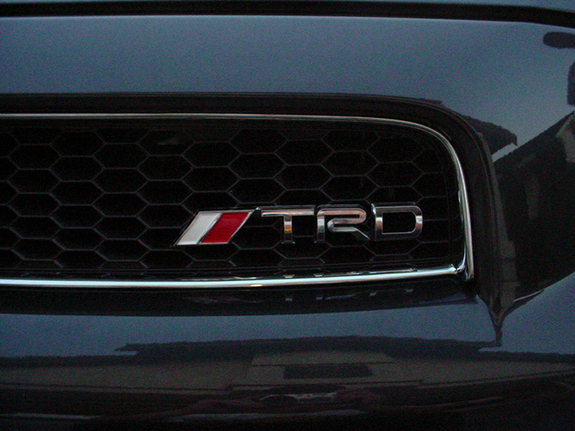 Trd Grill Badge Lame Clublexus Lexus Forum Discussion