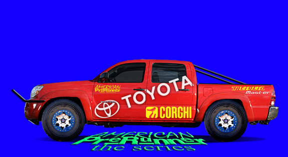 Another AMPreRunner 2005 Toyota Tacoma Xtra Cab post... - 6741004
