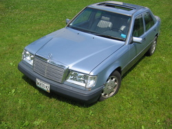 unbugais 1992 Mercedes-Benz E-Class